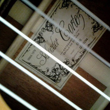 Musikinstrumente Salvadore Cortez Cc-06-jr StraßEnpreis